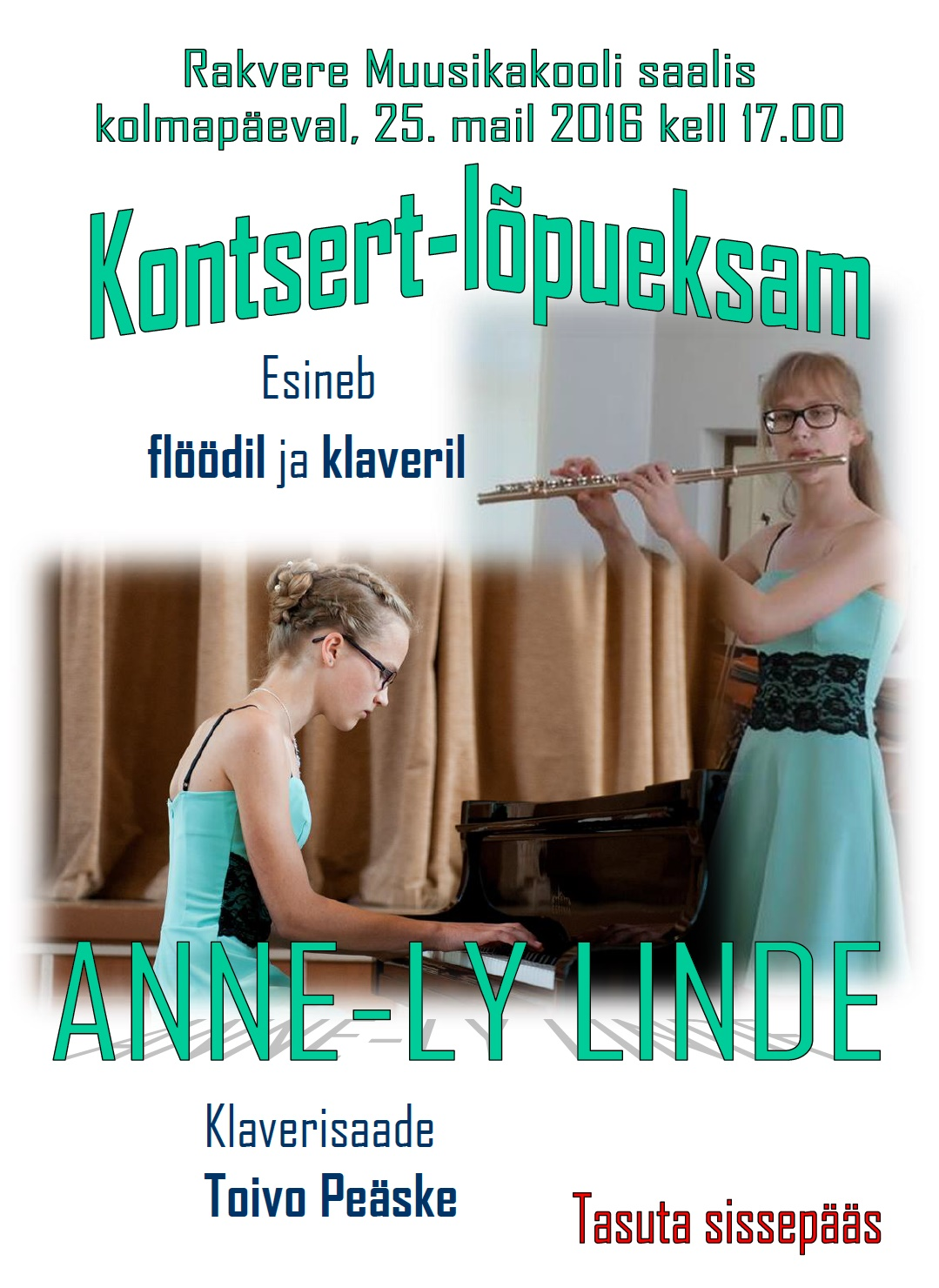 A-L Linde kontsert