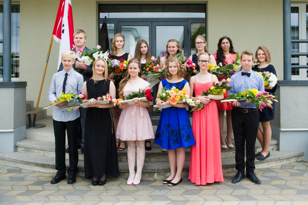 Rakvere Muusikakooli 68. lend 28. mai 2016.